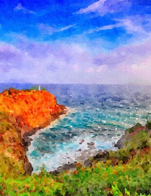 Quadro Kauai Faro