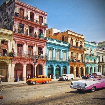 Quadro L'Avana, Cuba