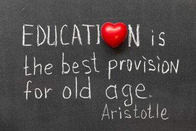 Quadro l'educazione è