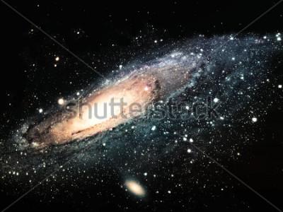 Quadro la galassia una spirale