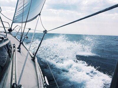 Quadro La libertà del Mare del Nord