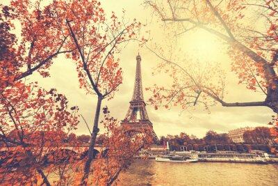 Quadro La Torre Eiffel a Parigi