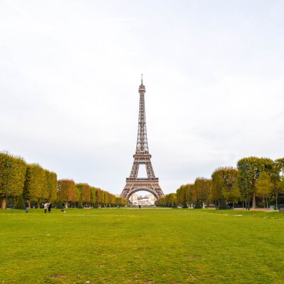 Quadro La Torre Eiffel a Parigi, Francia