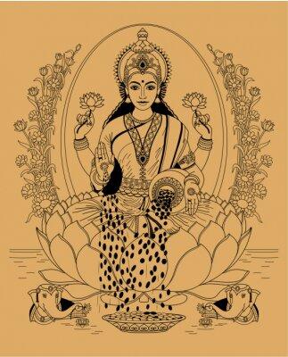 Quadro Lakshmi