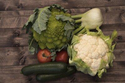 Quadro Le verdure