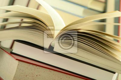 Quadro Libri sul tavolo