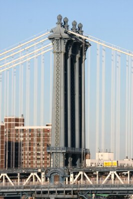 Quadro Manhattan Bridge