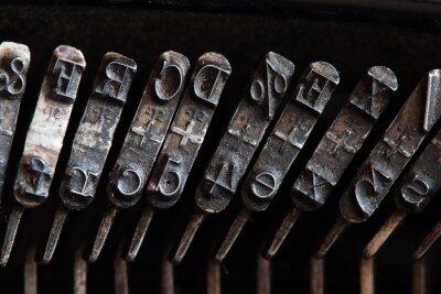 Quadro Maszyna fare pisania