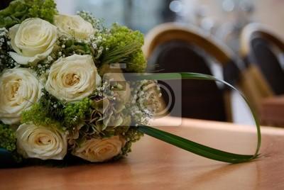 Quadro mazzo di fiori