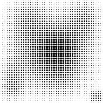 Quadro Mezzitoni sfondo bianco e nero elegante