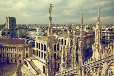 Quadro Milano, Italia.