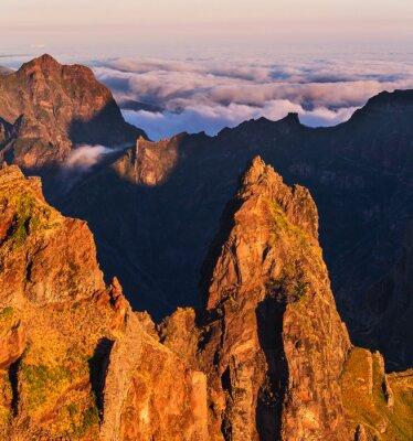 Quadro Montagne in Madeira