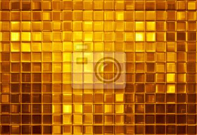 Parete Doro : Mosaico doro dipinti da parete u quadri di alta classe pixel