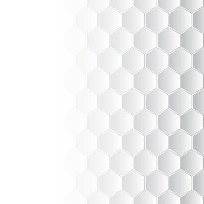 Quadro Mosaico esagonale