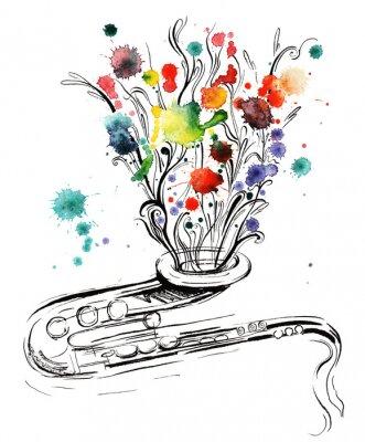 Quadro musica