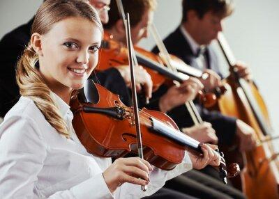 Quadro Musica classica