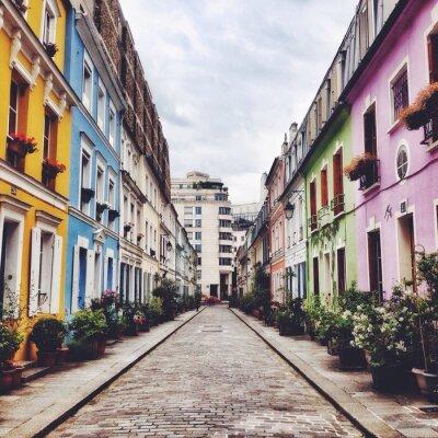 Quadro Nothing Hill di Parigi