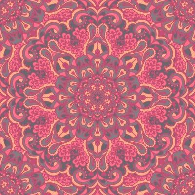 Quadro Oriental pattern seamless ornato.