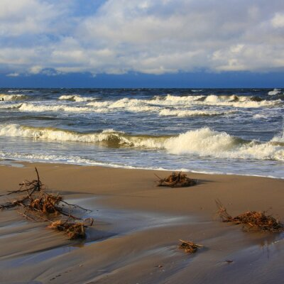 Quadro Ostsee Hintergrund