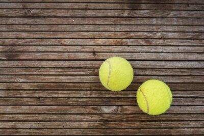 Quadro Palline da tennis