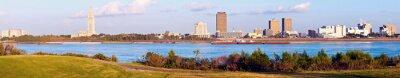 Quadro Panoramica Baton Rouge