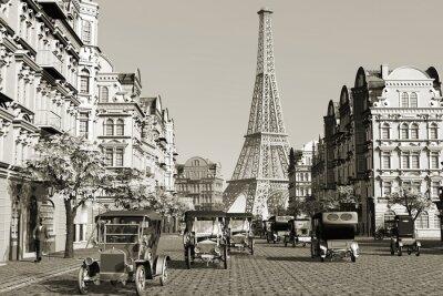 Quadro Parigi