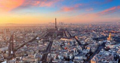 Quadro Parigi, Francia