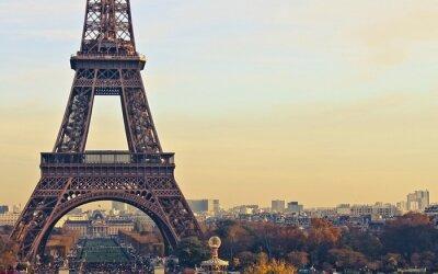 Quadro Parigi Francia Torre Eiffel