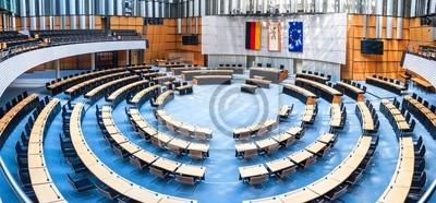 Quadro Parlamento di Stato di Berlino