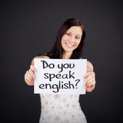 Quadro Parli inglese?