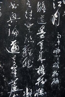 Quadro Parole antiche cinesi