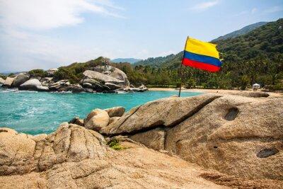 Quadro Parque Nacional Tayrona Maravilloso (Colombia)