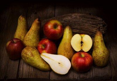 Quadro Pere e mele