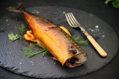 Quadro pesce azzurro