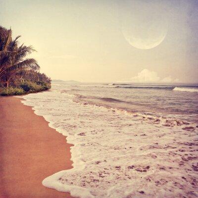 Quadro photo beach-21