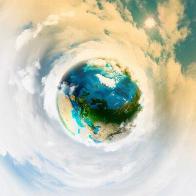 Quadro Pianeta Terra
