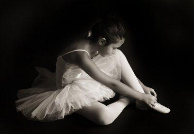 Quadro Piccola ballerina