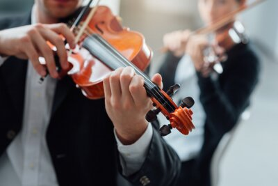 Quadro Prestazioni duetto Violino