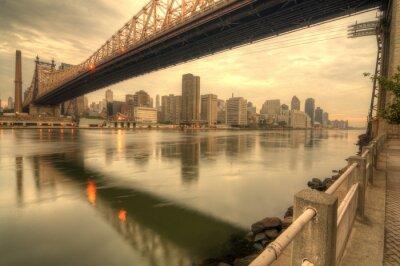 Quadro Queensboro Bridge