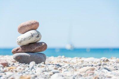 Quadro Relax sulla spiaggia