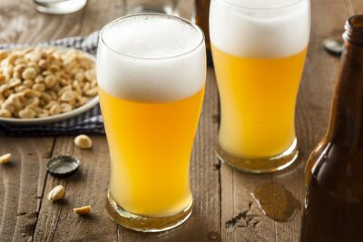 Quadro Resfreshing dorato Lager Beer