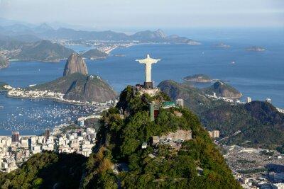 Quadro Rio de Janeiro - Corcovado
