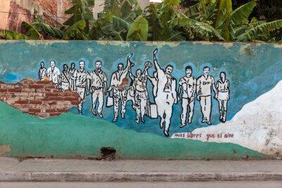 Quadro Rivoluzione, Cuba