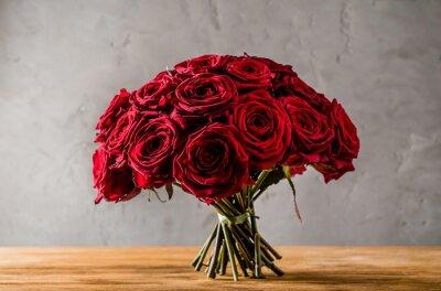 Quadro Rose rosse
