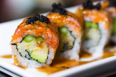 Quadro Rullo di sushi