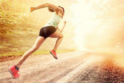 Quadro Runner Femminile