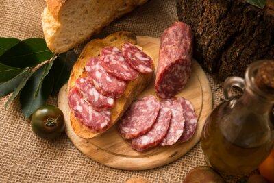 Quadro Salame Italiano