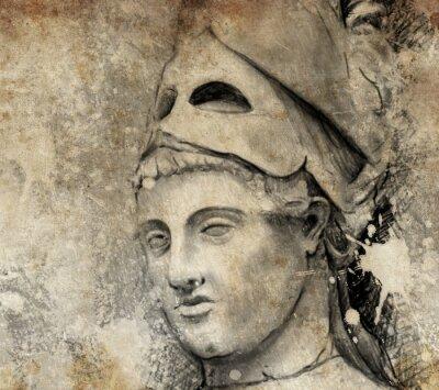 Quadro Schizzo fatto con tavoletta digitale di Pericle generali