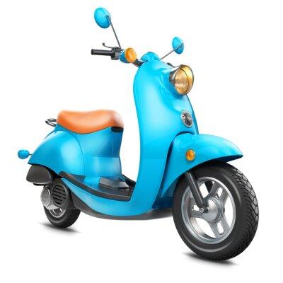 Quadro scooter retrò Classic