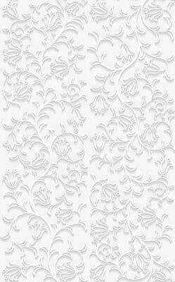 Quadro Seamless pattern floreale